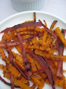 Butternut Fries